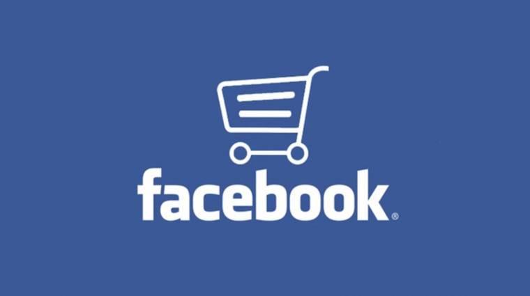 A vásárlást ösztönözné a Facebook az új Facebook Shop menüvel kép