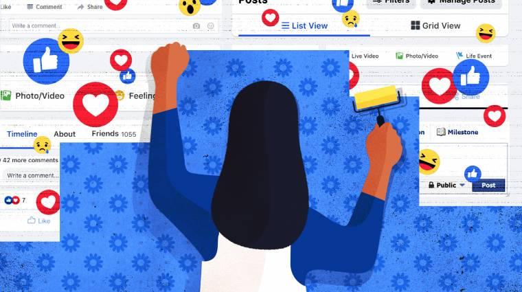 Így törölheted villámgyorsan a régi bejegyzéseidet a Facebookról kép