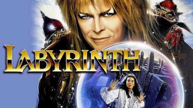 34 év után jön a Fantasztikus labirintus folytatása bevezetőkép