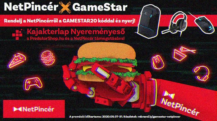 Indul a Gamer Ellátó akció: eszel te rendesen játék közben? bevezetőkép
