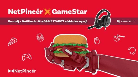 Kaja mellé jöhet egy gamer headset, esetleg egy NetPincér kupon? kép