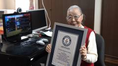 Egy 90 éves nagymama a legidősebb videojátékos youtuber kép