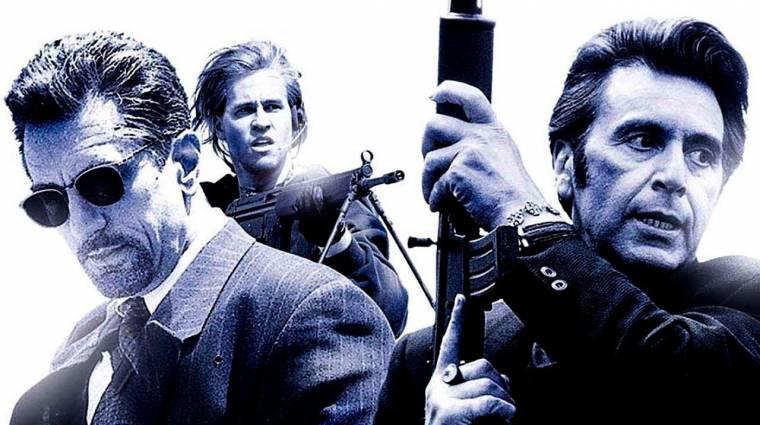 Michael Mann egy Szemtől szemben-előzményfilmet készít kép