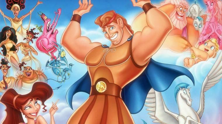 A Russo-testvérek Herkules filmje eltér majd a rajzfilmtől kép