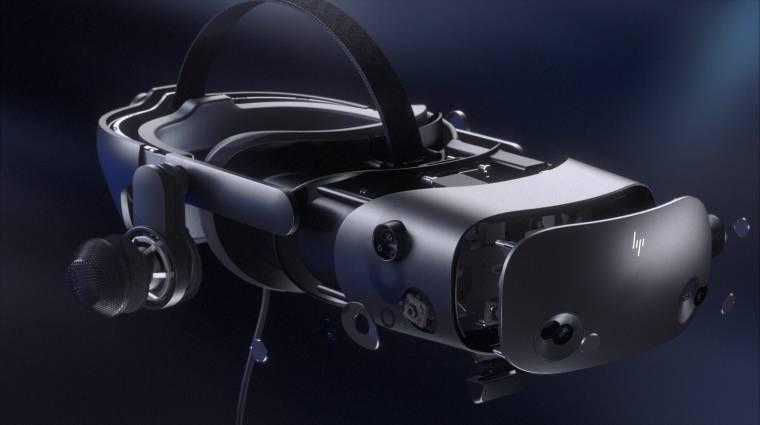 A HP Reverb G2 Omnicept Edition nevű új VR-szemüvege már minket is megfigyel kép