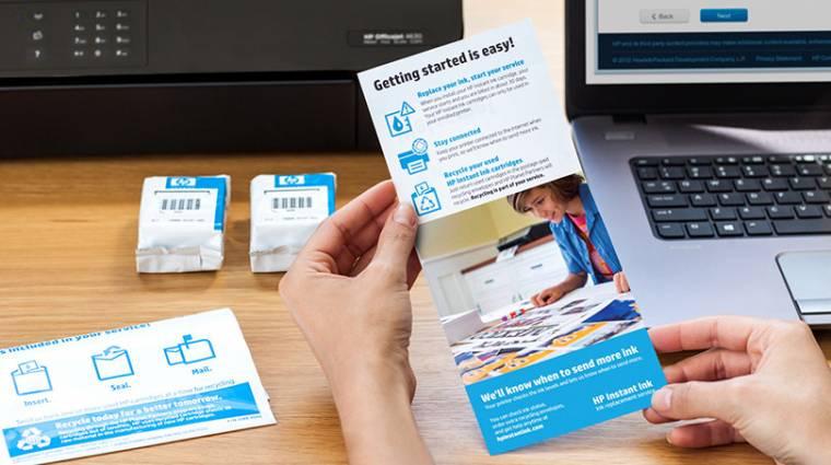 Havi díjat kér a HP Instant Ink, különben már a nyomtató sem működik többé kép