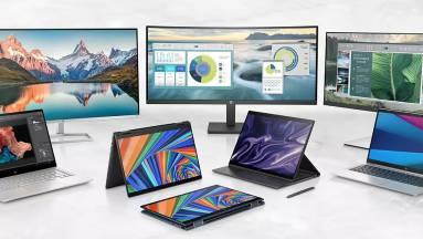 Távmunkára kihegyezett PC-ket mutatott be a HP kép