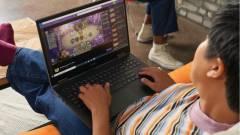A HP Omen 15 gamer laptop kegyetlen teljesítményt ígér kép