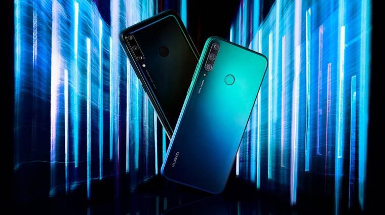 Elérhető áron is jó választás a Huawei P40 Lite E kép