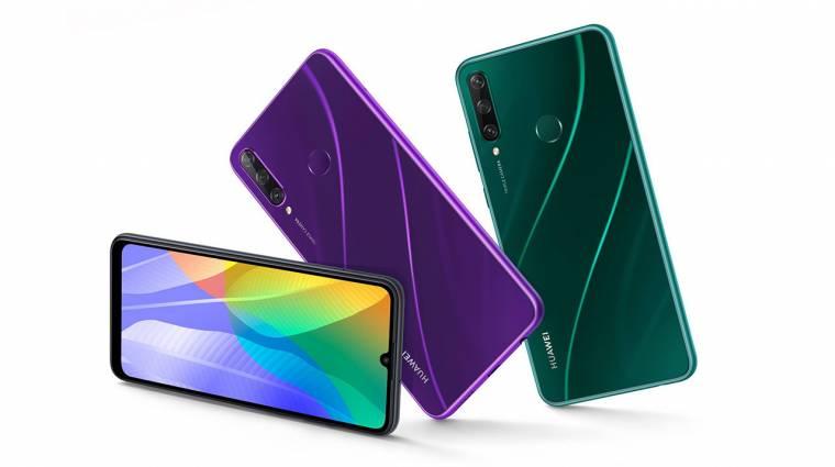 Új Huawei Y széria és MatePad T 8 - erős készülékek a belépő kategóriában kép