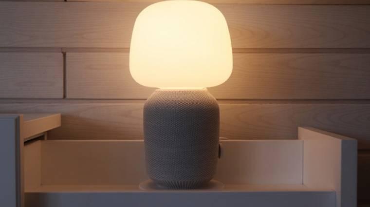 Egyedi hangszórót dob hamarosan piacra az IKEA kép