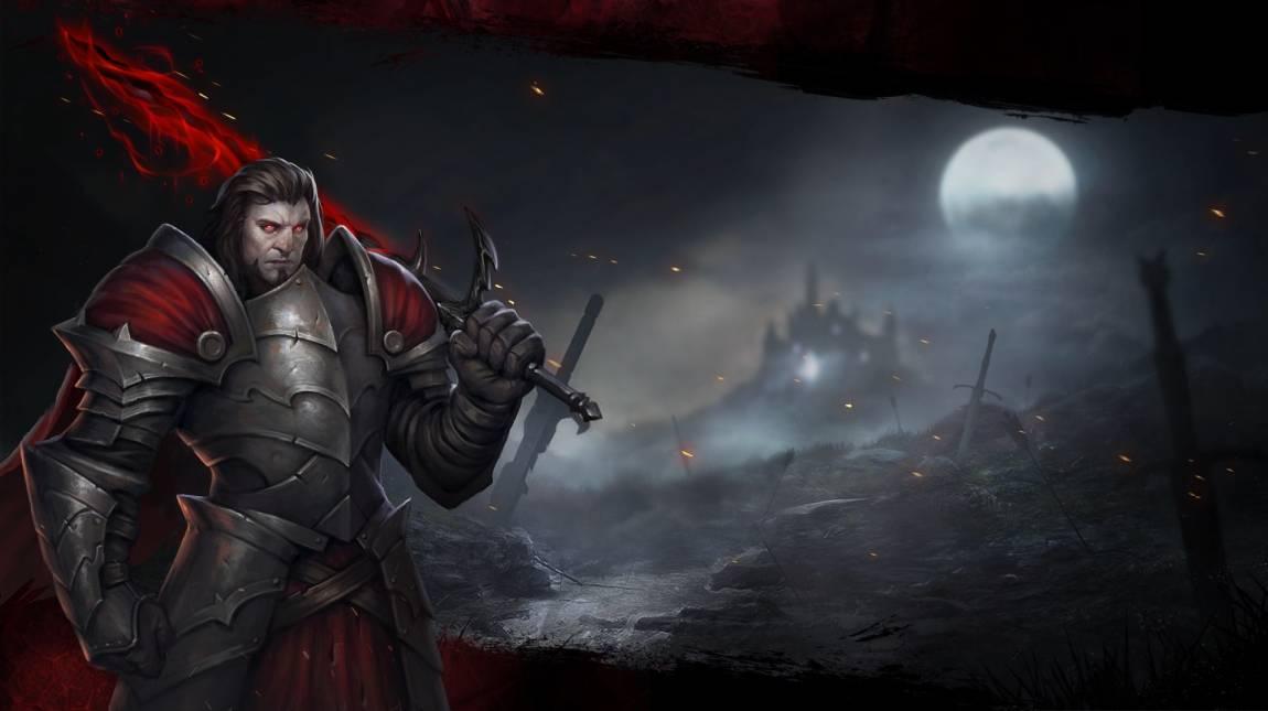 Immortal Realms: Vampire Wars teszt - Drakula bánata bevezetőkép