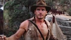 Ilyen lenne Chris Pratt Indiana Jones bőrébe bújva kép