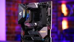 A Rocket Lake-S processzorokat is támogatják majd a Z490-es alaplapok kép