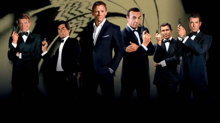 Több mint 14 ezer rajongó szavazta meg, hogy ki a legjobb James Bond bevezetőkép