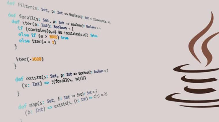 25 éves a Java programnyelv kép