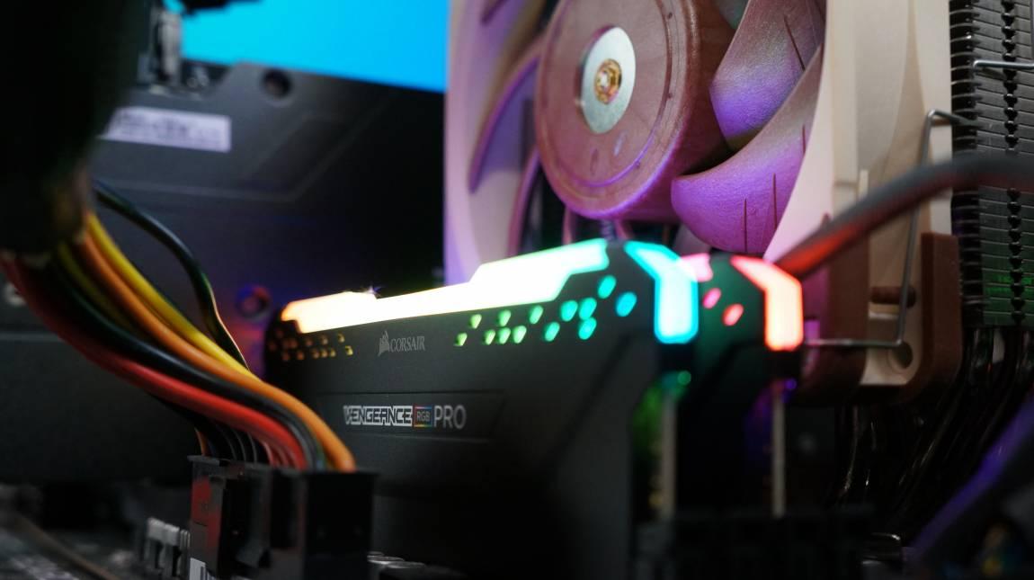 Corsair Vengeance RGB Pro 16 GB DDR4-3600 CL16 Kit teszt: kívül-belül tuning kép