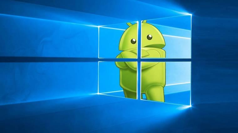 Az Xbox is megkaphatja a Windows 11 Android támogatását, konzolra jöhetnek az appok kép