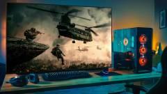 Játékosoknak (is) szól az új LG OLED CX tévé kép