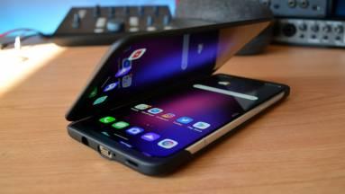Jövőre érkezhet a kitekerhető kijelzős LG mobil kép