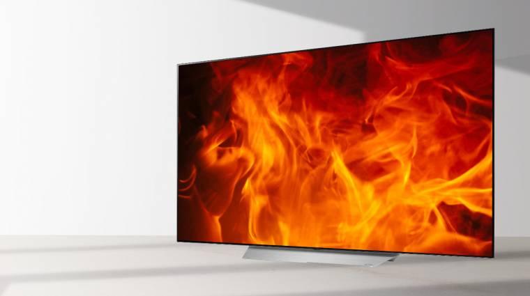 Túlmelegedhetnek egyes LG OLED tévék kép