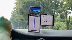 Az LG forgatható kijelzős mobilja nagyon más és nagyon menő kép