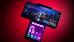 Közeledik az LG feltekerhető kijelzős mobilja kép