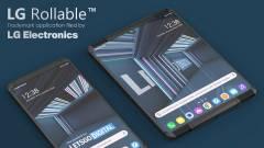 Kiderült, hogy mi lesz a feltekerhető LG mobil neve kép