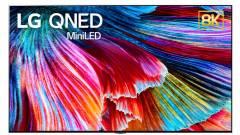Az LG 2021-ben 8K QNED Mini LED TV-kkel támad kép