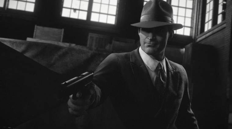 Már noir módban is végigjátszhatjuk a Mafia: Definitive Editiont bevezetőkép