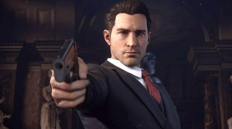 A Mafia: Definitive Edition főszereplője is teljesen megújul bevezetőkép