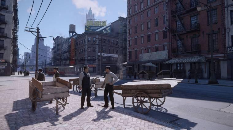 Korszakokon és városokon átívelő kaland lehet a Mafia 4 bevezetőkép