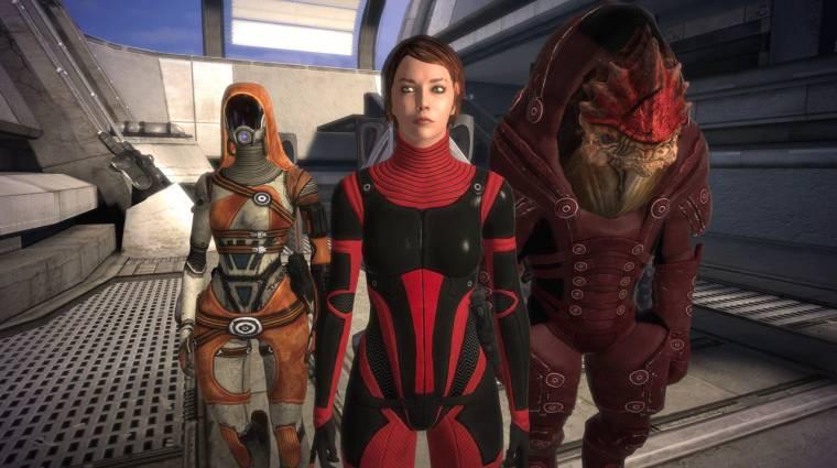 Már most szeretnél Mass Effect Trilogy HD Remaster élményt PC-re? bevezetőkép