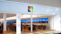 Minden saját boltját bezárja a Microsoft kép