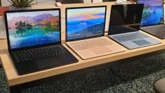 Jöhet az olcsóbb és kisebb, 12,5 hüvelykes Surface Laptop kép