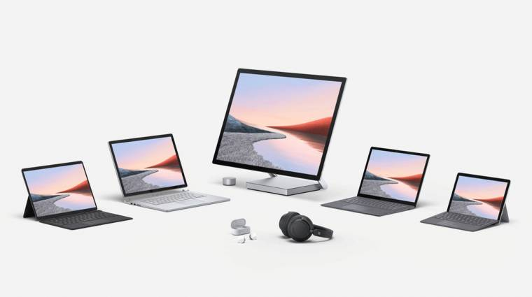 Ezt kínálja Microsoft Surface család új generációja kép