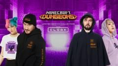 Jönnek a Minecraft Dungeons ruhakollekciók kép