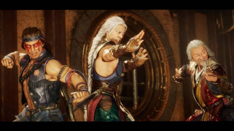 Ezért marad ki a Mortal Kombat 11: Aftermath kiegészítőből több népszerű karakter bevezetőkép
