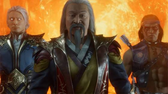 Mortal Kombat 11: Aftermath infódoboz