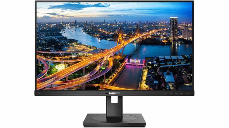 A Philips új monitor-családja egyszerre minőségi, olcsó és környezetbarát kép