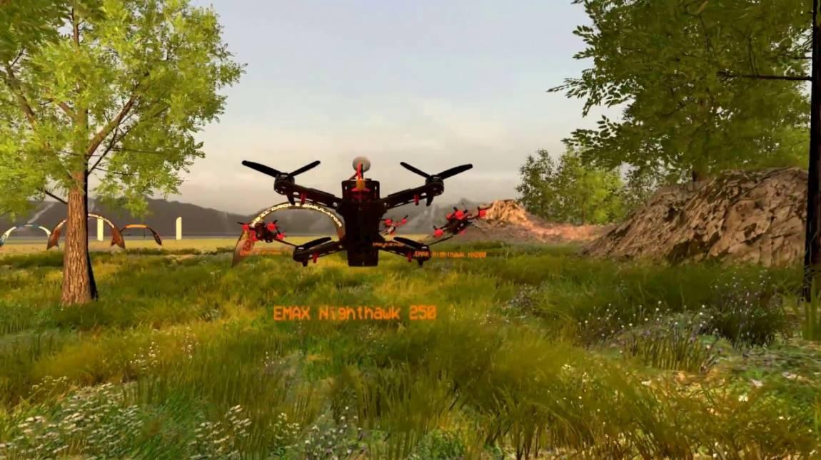Drónszimulátoron dolgozik egy magyar fejlesztő, próbáljátok ki ti is kép