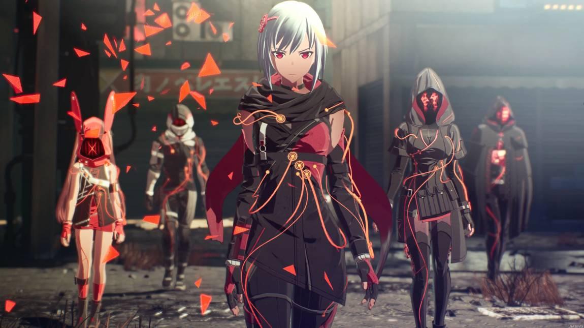 Scarlet Nexus teszt - tagadhatatlanul japán, meglepően érdekes bevezetőkép