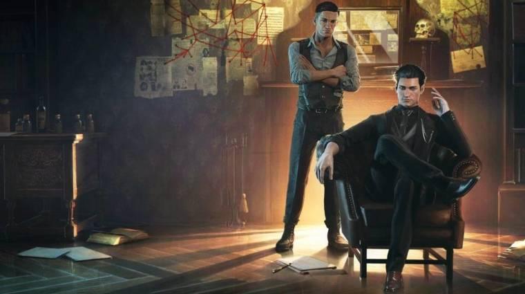 Nem kis játék lesz a Sherlock Holmes: Chapter One bevezetőkép
