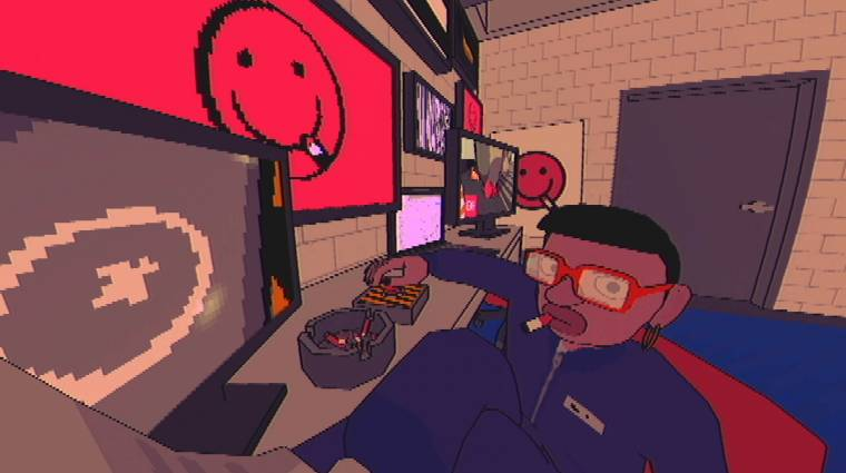 Ingyenesen letölthető a Devolver Digital új, bizarr játéka bevezetőkép