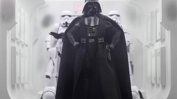 Az első Star Wars film most játékfigurákkal elevenedik meg kép