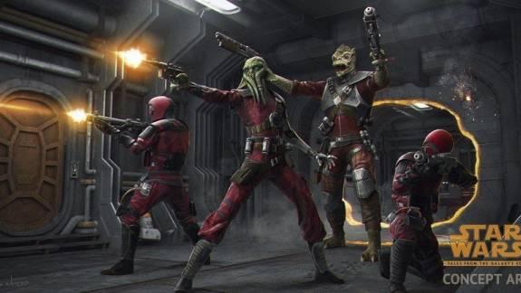 Oculus Questre érkezik a Star Wars: Tales from the Galaxy's Edge kép