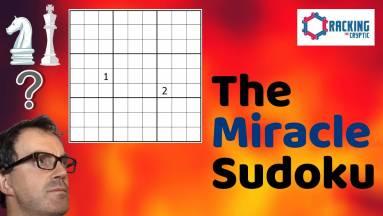 Te meg tudnád fejteni fél óra alatt a legnehezebb Sudoku feladványt? kép