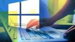 Szárnyal a Windows 10 kép