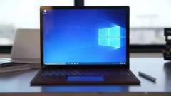 Szép jövő előtt a Windows 10 kép