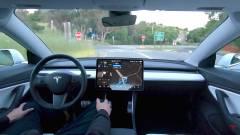 A Tesla egyik vezetője kibökte, Elon Musk túlzott, mikor az autó önvezető képességeiről beszélt kép